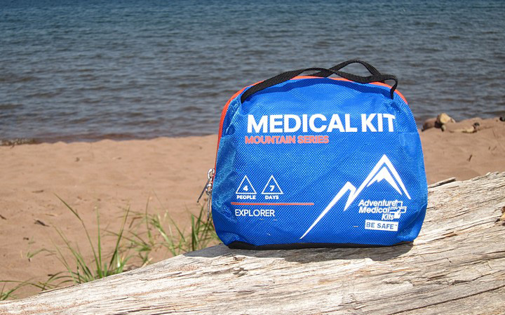 "First-Aid Kit Advice and ""Explorer"" Kit Review"
