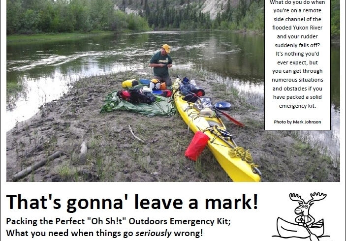 Free 'Oh Sh!t Emergency Kit' List for Download!